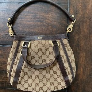 Gucci small handle bag
